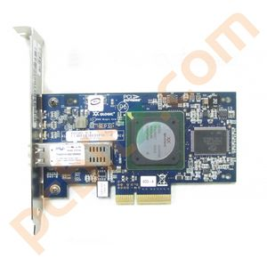 Qlogic QLE220 Fibre Channel Host Bus Adapter PCI-E x4 EL0210402-05 B