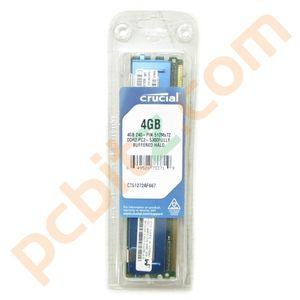 Crucial CT51272AF667 4GB PC2-5300FB Fully Buffered Memory RAM Module