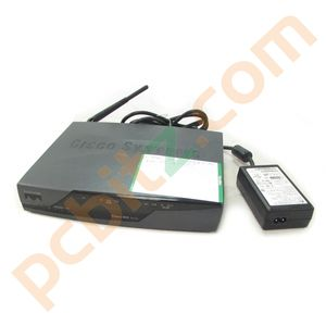 Cisco 850 Series 857W-G-E-K9 V05 Integrated Services Router