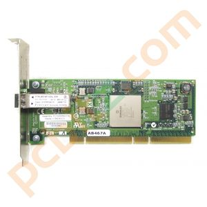 HP 366027-001 StorageWorks PCI-X 2Gb Host Bus Adapter - A7388A