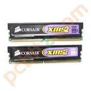 Corsair XMS2 2 x 1GB CM2X1024-6400 800MHz DDR2 Gaming Memory