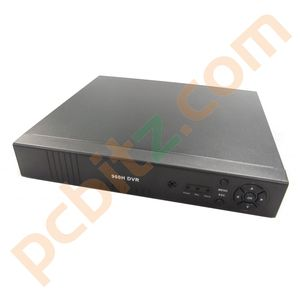 D960HA8 8 Channel 960H DVR (No HDD)