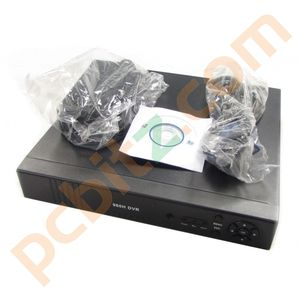 D960HA8 8 Channel 960H DVR (No HDD, Remote or Cables)
