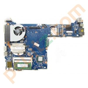 HP EliteBook 2560P Motherboard, Core i7-2620m With Heatsink and Fan 651358-001