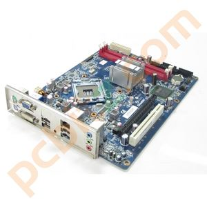 Shuttle FG41 (SG41J) V2.0 LGA775 Motherboard With BP