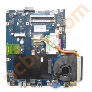 eMachines E252 Laptop Motherboard, Celeron 900 2.2GHz, Heatsink + Fan
