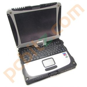 Panasonic ToughBook CF-18 Pentium M 1.1GHz 512MB (No HDD/Faulty)