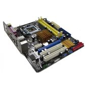 Asus P5KPL-AM EPU/V6-P5G31E/DP_MB REV 1.03 LGA775 Motherboard With BP