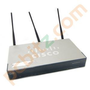 CIsco AP541N Small Business Pro Dual Band Wireless N Access Point No PSU (B)