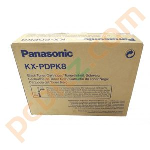 Panasonic KX-PDPK8 Black Toner Cartridge