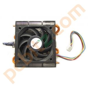 AMD Foxconn 2ZR71-406 Heatsink + Fan Athlon Phenom Black Edition Cooler