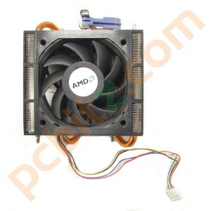 AMD Foxconn 2ZR71-409 Heatsink + Fan Athlon Phenom Black Edition Cooler