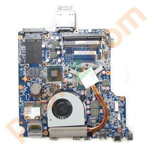 RM NoteBook 320 W244EUMB-0D Motherboard, i3-3110m 2.4GHz + Heatsink And Fan