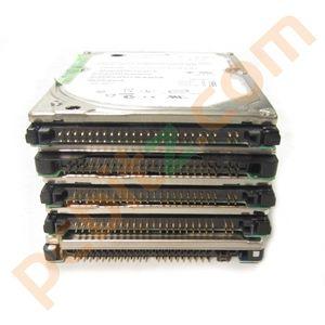 "Job Lot 5 x 80GB IDE 2.5"" Laptop Hard Drive (Various Makes Models)"