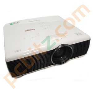 Samsung SP-F10 Projector - 2426 Lamp Hours Used (Yellow Tint)