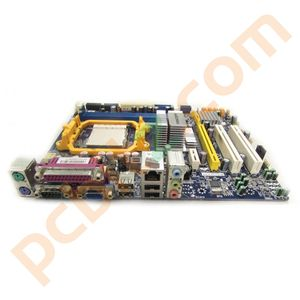 Foxconn A76ML-K AMD 760G Socket AM3 Motherboard no Backplate