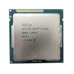 Intel Core i3-3220T SR0RE 2.80GHz Socket LGA1155 CPU