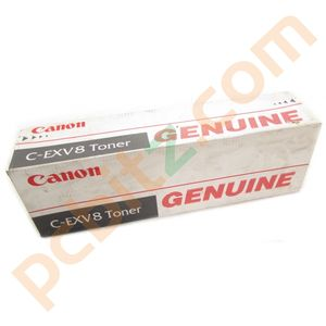 New Genuine Canon C-EXV8 CYAN Toner Cartridge 7628A002[AA]