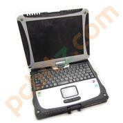 Panasonic ToughBook CF-18, Pentium M 1.2GHz, 1.5GB, No HDD (No Operating System)