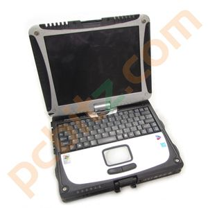 Panasonic ToughBook CF-18, Pentium M 1.1GHz, 1.2GB, No HDD (No Operating System)