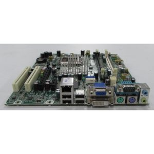 HP 607175-001 4000 Pro SFF Socket T LGA775 Motherboard 607173-001 No BP