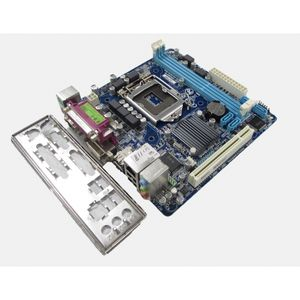 Gigabyte GA-H61N-D2V Socket 1155 Mini-ITX Motherboard With BP