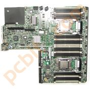 HP Proliant DL360 G8 Gen8 Motherboard 718781-001 with Mount Tray