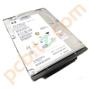 "HP BD300884C2 300GB Ultra320 SCSI 3.5"" Hard Disk Drive 364881-001"