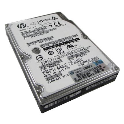 "HP EG0300FBVFL 641552-001 300GB 10K SAS 2.5"" Hard Drive No Caddy"