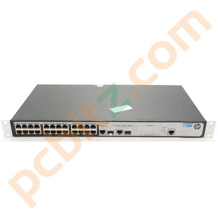 HP V1905-24G-POE JD992A 24 Port Switch PoE