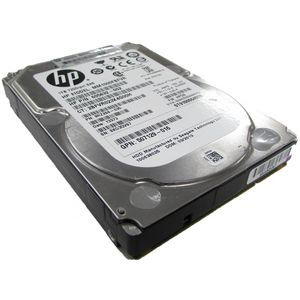 "HP MM1000FBFVR 605832-002 7200rpm 1TB SAS 2.5"" Hard Drive (No Caddy)"
