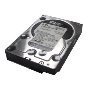 """Western Digital Black WD2002FAEX 2TB SATA 3.5"""" Hard Drive"""