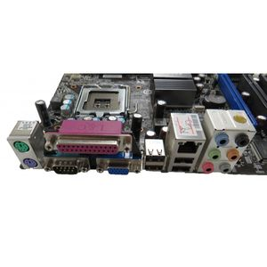 MSI MS-7592 VER 5.2 G41M-P28 LGA775 Motherboard No BP