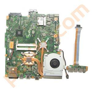 Toshiba Satellite R850 Motherboard Core i5-2410M @ 2.3GHZ + Heatsink and fan