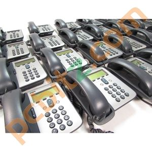 Job Lot 22 x Cisco 7911 Business IP Phone Telephone (Untested)
