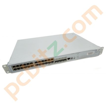 3Com 3CR17761-91 4500G 24-Port Gigabit Managed Switch
