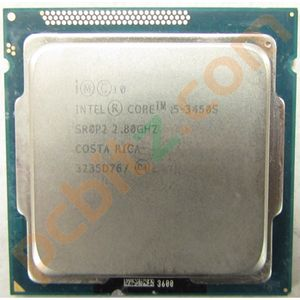 Intel Core i5-3450S SR0P2 2.8GHz LGA1155 CPU