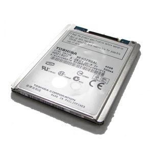 """10x Toshiba MK6028GAL 60GB 1.8"""" Zif Hard Drive"""