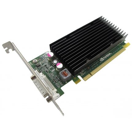 Dell 4M1WV Quadro NVS 300 512MB DDR3 DMS-59 PCI-E Graphics Card