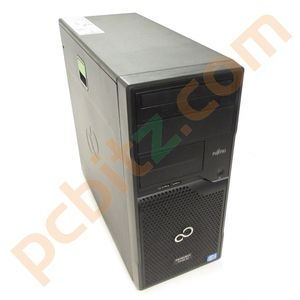 Fujitsu Primergy TX100 S3 Server Xeon E3-1220 V2 3.10GHz 8GB RAM (No HDD/OS)