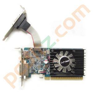 PNY GeForce 210 DDR3 512MB PCI-E DVI + VGA + HDMI Graphics Card (LP)