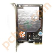 ASUS Republic of Gamers SupremeFX II PCI-E x1 7.1 Sound Card