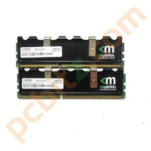 4GB (2x2GB) Mushkin Blackline PC3-10666 1333MHz DDR3 Desktop Memory