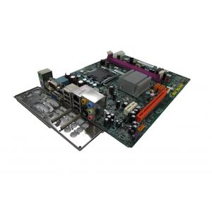 Acer MCP73T-AD V1.2 LGA775 Motherboard With I/O Shield