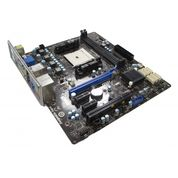MSI MS-7697 V1 A75MA-P35 FM1 Motherboard With BP