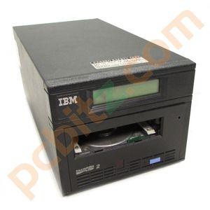IBM 3580 L23 18P7231 LTO 2 External SCSI Tape Drive with Enclosure (Faulty)