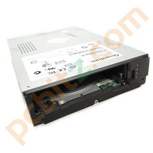 Quantum LTO 3 External HH SCSI Tape Drive TC-L32AX (Faulty)