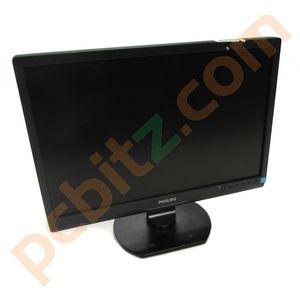 "Philips 190SL1SB/00 190SL 19"" LED Backlit Monitor (Grade B)"