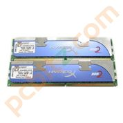 2 x 1GB (2GB) Kingston KHX6400D2LLK2/2G HyperX DDR2-800 PC2-6400 Desktop Memory