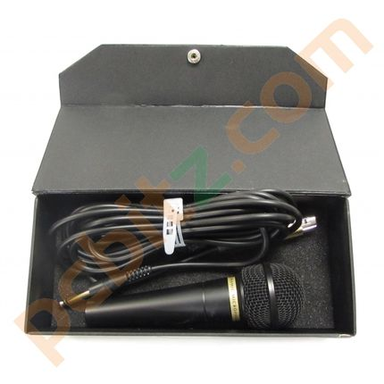 Hama Dynamic Microphone DM-65 + XLR Cable